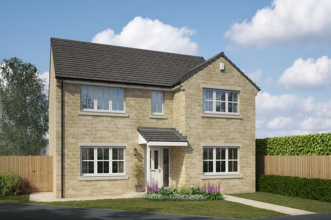 Thumbnail Detached house for sale in Great North Road, Micklefield, West Yorkshire