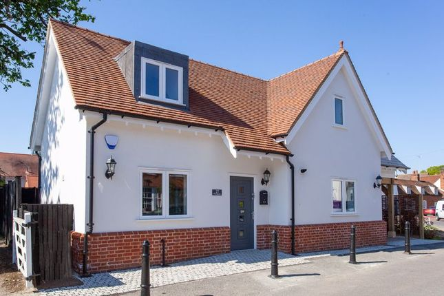 Thumbnail Detached house for sale in The Square, Stock, Ingatestone