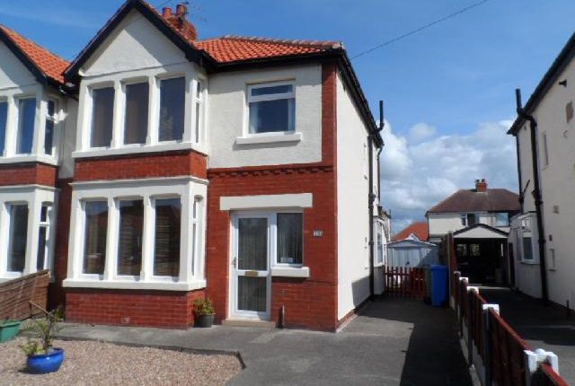 Thumbnail Semi-detached house to rent in Norfolk Avenue, Thornton-Cleveleys