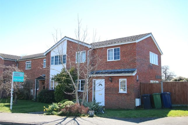Thumbnail Semi-detached house for sale in High Street, Little Paxton, St. Neots
