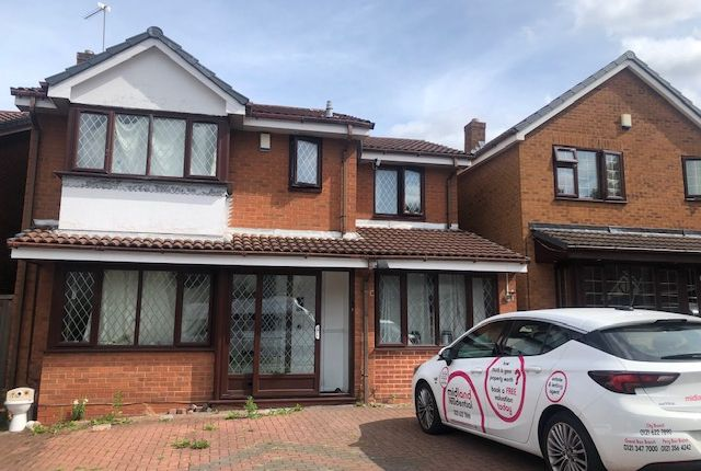 Thumbnail Semi-detached house to rent in St Andrews Road, Bordesley