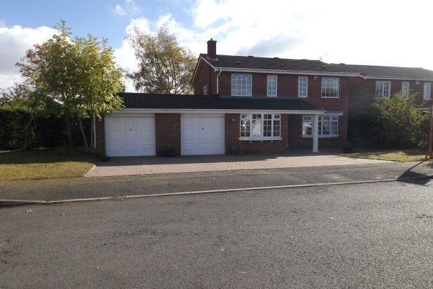Thumbnail Detached house to rent in Milton Rise, Hucknall, Nottingham