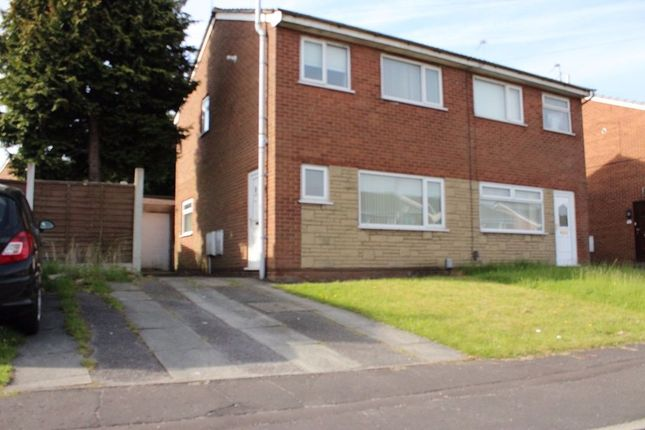 Thumbnail Semi-detached house to rent in Thorn Hill Close, Blackburn