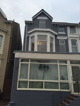 Thumbnail Terraced house to rent in Withnell Road, Blackpool