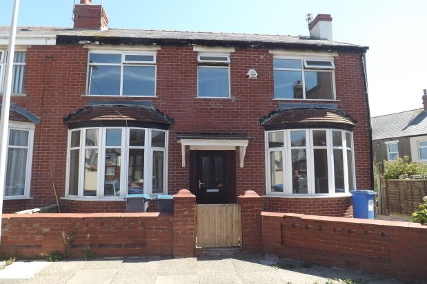 Thumbnail Semi-detached house to rent in Carlton Grove, Bispham, Blackpool