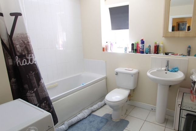 Bathroom of Welles Street, Sandbach CW11