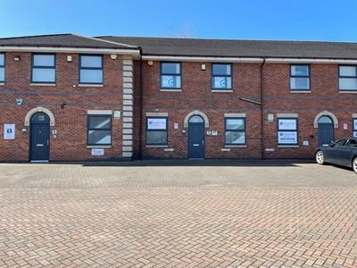 Thumbnail Office to let in First Floor Offices, 9B Darwin Court, Blackpool Technology Park, Bispham, Lancashire