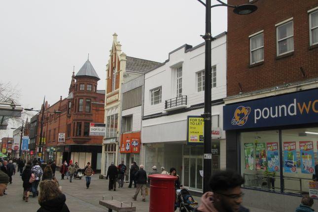 Thumbnail Retail premises for sale in 21 / 22 Regent Street, Swindon