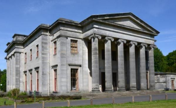 Camperdown House, Camperdown Park, Dundee DD2