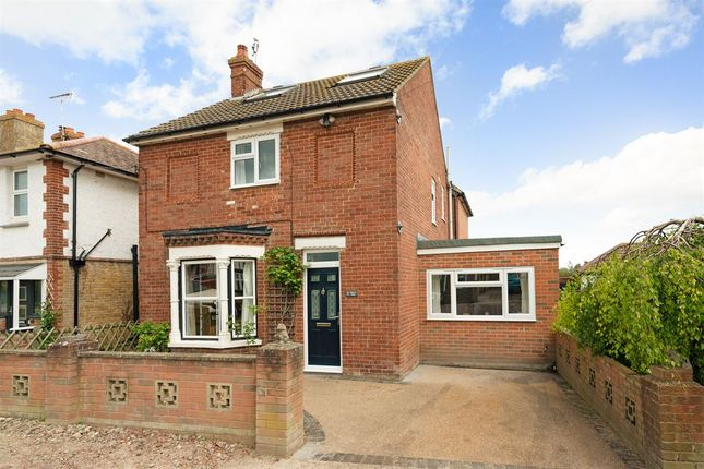 4 bed detached house for sale in Stanley Road, Whitstable CT5