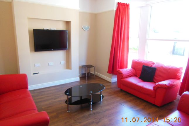 Thumbnail Terraced house to rent in Harringay Avenue, Close To Smithdown Road, Liverpool, Merseyside