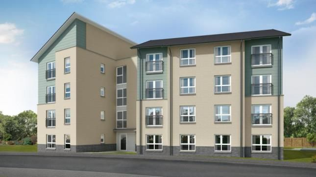 Thumbnail Flat for sale in Kings View Phase 3, Prospect Hill, Circus, Glasgow