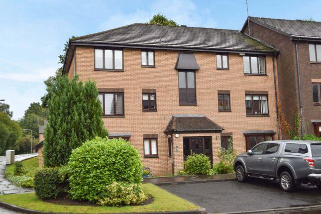 Thumbnail Flat for sale in Burnfield Gardens, Giffnock, Glasgow