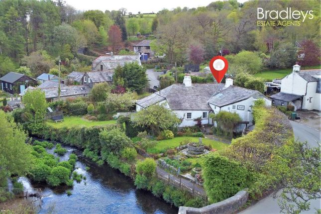 Thumbnail Detached house for sale in North Hill, Launceston, Cornwall