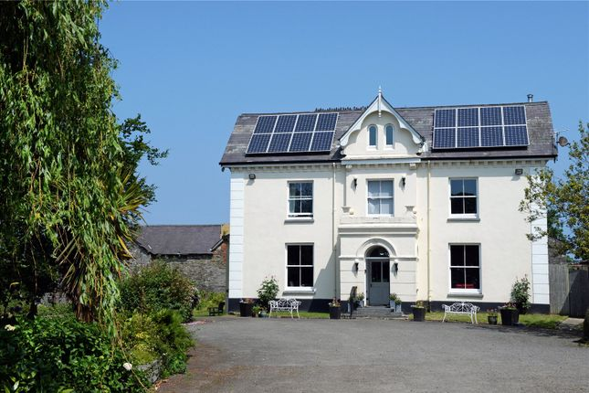 Thumbnail Detached house for sale in Caemorgan Mansion, Caemorgan Road, Cardigan, Sir Ceredigion