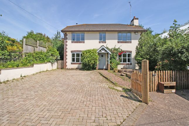 Thumbnail Detached house for sale in Yettington, Budleigh Salterton