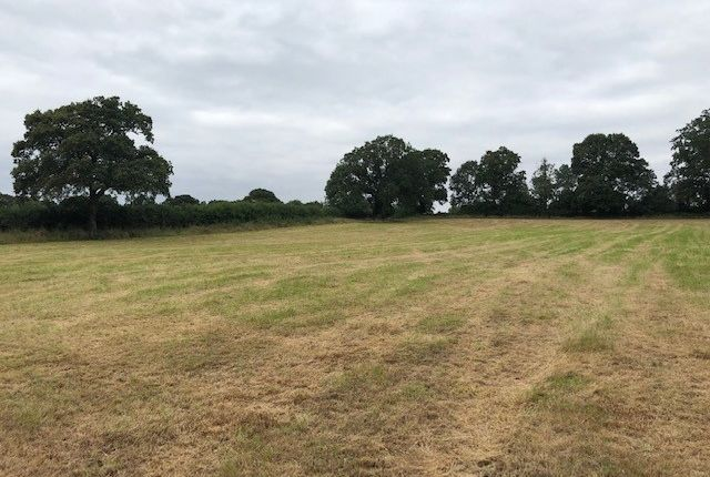 Thumbnail Land for sale in Botley Road, Bishops Waltham, Southampton