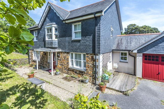 Thumbnail Detached house for sale in Manor Gardens, Truro, Cornwall