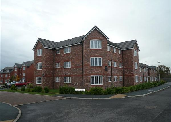 Thumbnail Flat to rent in Bannister Court, Winsford