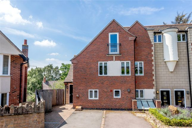 Thumbnail Flat for sale in Harlaxton Drive, Nottingham