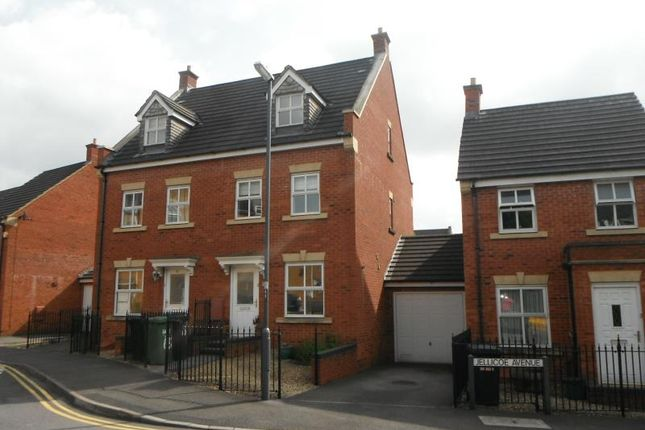 Town house to rent in Wright Way, Stoke Park, Bristol