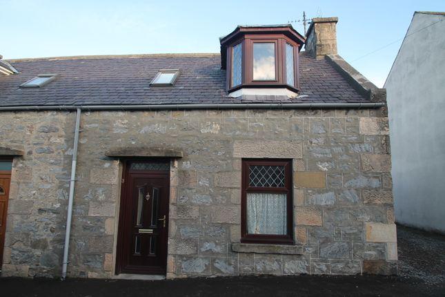 Thumbnail End terrace house for sale in York Street, Dufftown