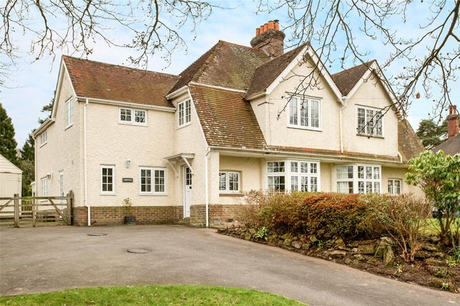 Thumbnail Semi-detached house for sale in Town Row, Rotherfield, Crowborough, East Sussex