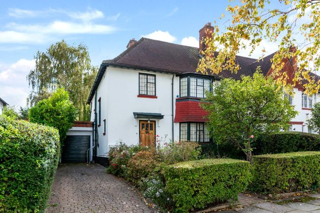 Thumbnail End terrace house for sale in Sutcliffe Close, London
