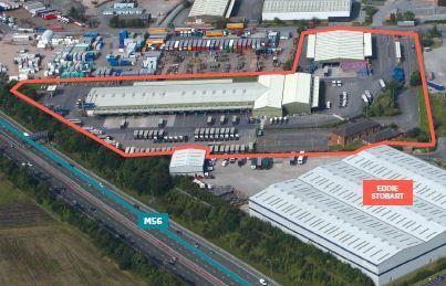 Thumbnail Light industrial for sale in Distribution Complex, Lyncastle Road, Appleton, Warrington