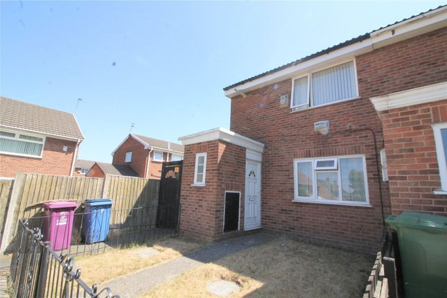 Thumbnail Flat for sale in Carden Close, Kirkdale