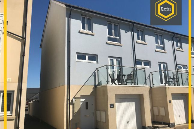 Thumbnail End terrace house for sale in Janion, Llanelli