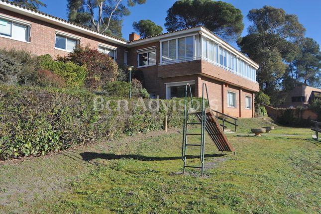 Thumbnail Detached house for sale in Valldoreix, Sant Cugat Del Vallès, Barcelona, Catalonia, Spain