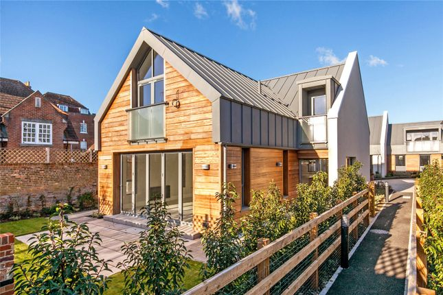 Thumbnail Detached house for sale in Belle Vue Road, Salisbury, Wiltshire