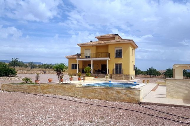 Thumbnail Villa for sale in Pinoso, Spain