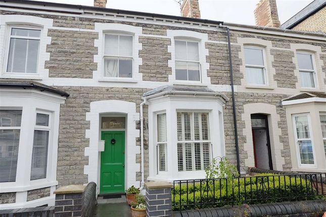Thumbnail Terraced house for sale in Newland Street, Barry, Vale Of Glamorgan