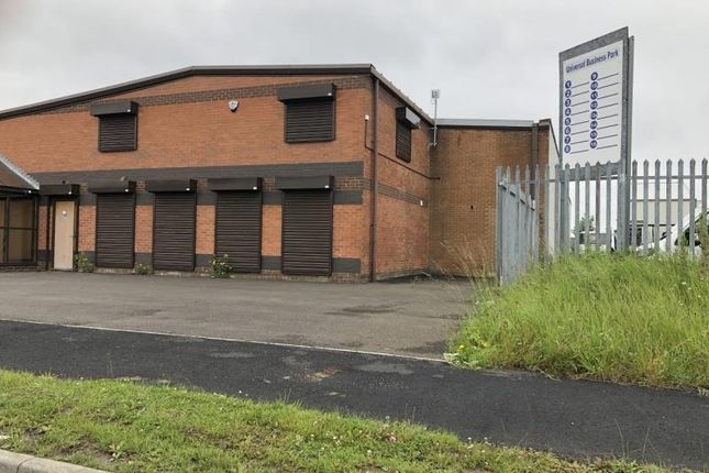 Thumbnail Light industrial to let in 9, Universal Business Park, Henson Road, Darlington