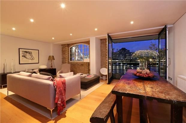 Thumbnail Flat for sale in Butlers Wharf Building, 36 Shad Thames, London