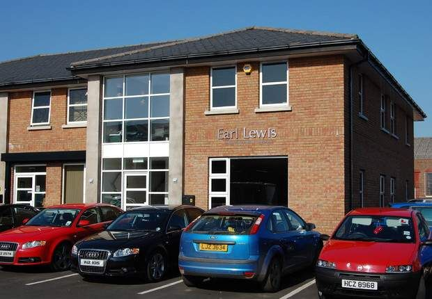 Thumbnail Office to let in Hillmans Court, Coleraine, County Londonderry