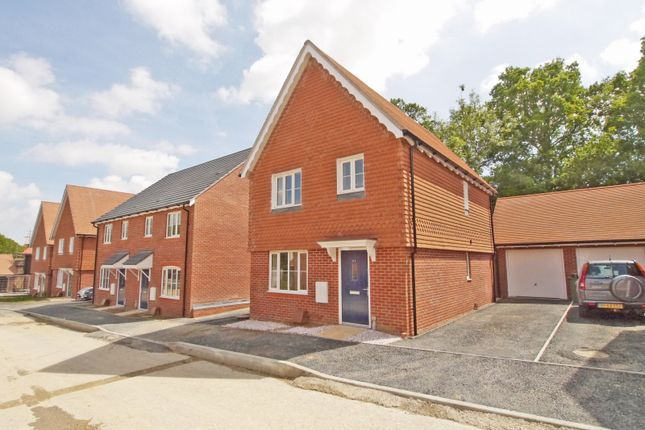 Thumbnail Detached house to rent in Rascals Close, Southwater