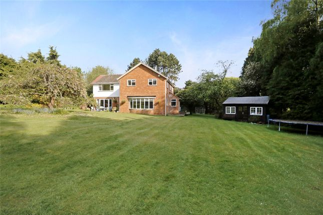 5 bed detached house for sale in Rignall Road, Great Missenden, Buckinghamshire