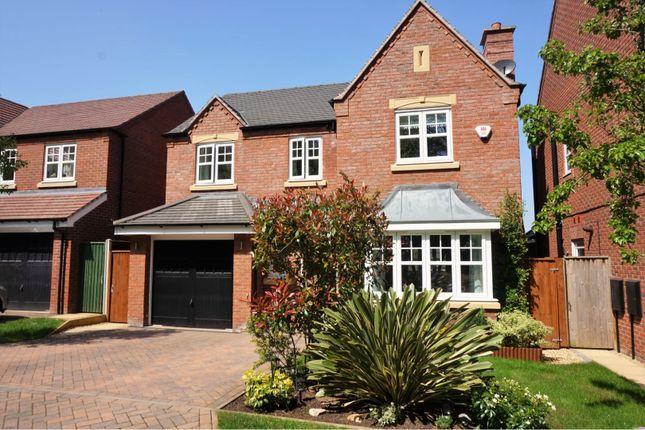 Thumbnail Detached house for sale in Jarrett Walk, Telford