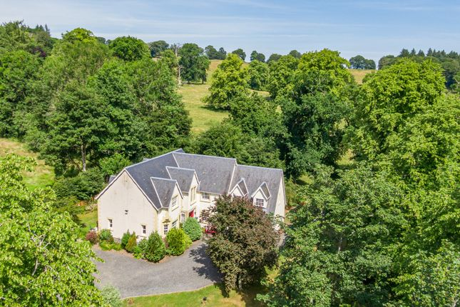 Thumbnail Detached house for sale in The Coppice, Hawick