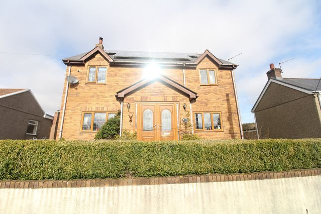 Thumbnail Detached house for sale in Nant-Y-Croft, Rassau, Ebbw Vale