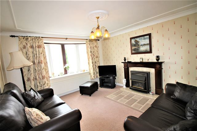 Living Room of Manvers Road, Swallownest, Sheffield, Rotherham S26