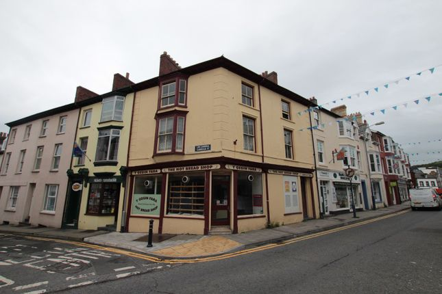 Commercial property for sale in Cambrian Place, Aberystwyth