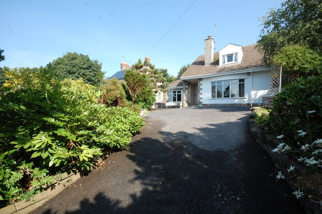 Thumbnail Detached bungalow for sale in Westwinds, Narberth Road, Tenby