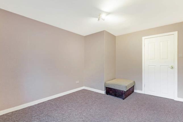 Bedroom of Barnhill Street, Greenock, Inverclyde PA15