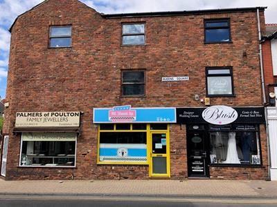 Thumbnail Restaurant/cafe to let in 1A Queens Square, Poulton Le Fylde, Lancashire