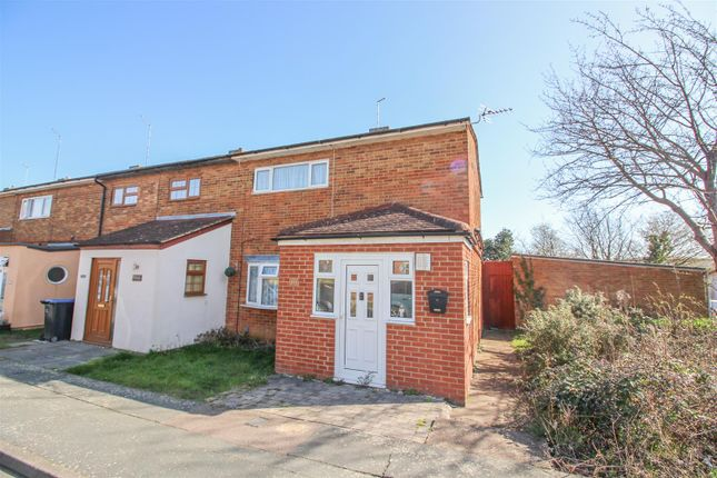 Thumbnail End terrace house to rent in Little Brays, Harlow