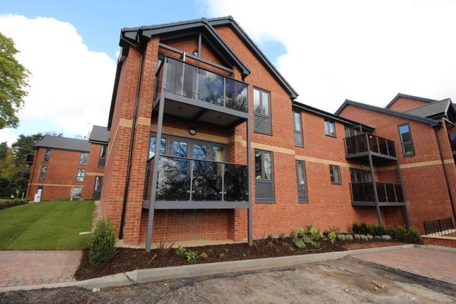 Thumbnail Flat for sale in Carmel Road North, Darlington